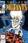 Cover for The New Mutants (Marvel, 1983 series) #68 [Direct]