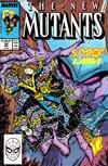 Cover for The New Mutants (Marvel, 1983 series) #69 [Direct]