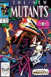 Cover for The New Mutants (Marvel, 1983 series) #74