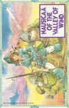 Cover for Nausicaa of the Valley of Wind (Viz, 1988 series) #3