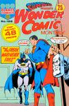 Cover for Superman Presents Wonder Comic Monthly (K. G. Murray, 1965 ? series) #126