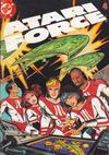 Cover for Atari Force (DC, 1982 series) #4