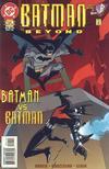 Cover for Batman Beyond (DC, 1999 series) #1