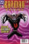 Cover for Batman Beyond (DC, 1999 series) #5