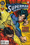 Cover for Superman: The Man of Steel (DC, 1991 series) #52