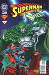 Cover for Superman: The Man of Steel (DC, 1991 series) #54
