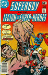 Cover for Superboy & the Legion of Super-Heroes (DC, 1977 series) #240