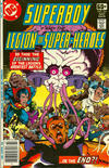Cover for Superboy & the Legion of Super-Heroes (DC, 1977 series) #241