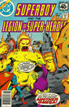 Cover for Superboy & the Legion of Super-Heroes (DC, 1977 series) #251