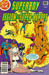 Cover for Superboy & the Legion of Super-Heroes (DC, 1977 series) #252