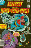 Cover for Superboy & the Legion of Super-Heroes (DC, 1977 series) #254