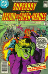 Cover for Superboy & the Legion of Super-Heroes (DC, 1977 series) #256