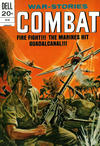 Cover for Combat (Dell, 1961 series) #38