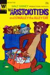 Cover for Walt Disney Productions Presents The Aristokittens (Western, 1972 series) #3 [Whitman Variant]