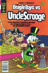 Cover for Walt Disney The Beagle Boys versus Uncle Scrooge (Western, 1979 series) #5