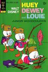 Cover for Walt Disney Huey, Dewey and Louie Junior Woodchucks (Western, 1966 series) #18