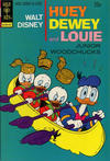 Cover for Walt Disney Huey, Dewey and Louie Junior Woodchucks (Western, 1966 series) #24 [Gold Key]
