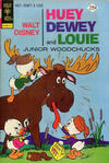 Cover for Walt Disney Huey, Dewey and Louie Junior Woodchucks (Western, 1966 series) #29 [Gold Key]