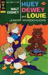 Cover for Walt Disney Huey, Dewey and Louie Junior Woodchucks (Western, 1966 series) #37 [Gold Key]