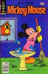 Cover for Mickey Mouse (Western, 1962 series) #203