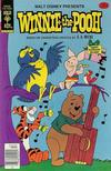 Cover for Walt Disney Winnie-the-Pooh (Western, 1977 series) #10 [Gold Key]