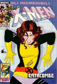 Cover Thumbnail for Gli Incredibili X-Men (Edizioni Star Comics, 1990 series) #3