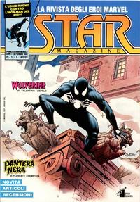 Cover Thumbnail for Star Magazine (Edizioni Star Comics, 1990 series) #1