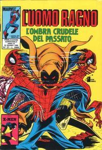 Cover Thumbnail for L' Uomo Ragno (Edizioni Star Comics, 1987 series) #27