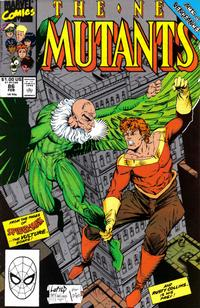 Cover Thumbnail for The New Mutants (Marvel, 1983 series) #86