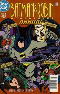 Cover Thumbnail for The Batman and Robin Adventures Annual (DC, 1996 series) #2 [Direct Sales]