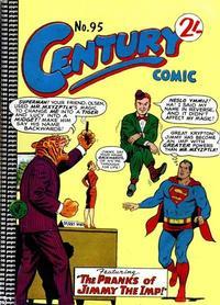 Cover Thumbnail for Century Comic (K. G. Murray, 1961 series) #95
