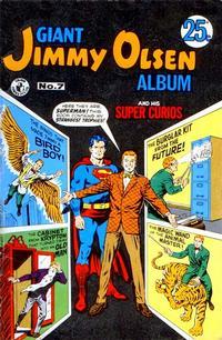 Cover Thumbnail for Giant Jimmy Olsen Album (K. G. Murray, 1966 ? series) #7