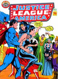 Cover Thumbnail for Justice League of America (K. G. Murray, 1980 ? series)