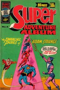 Cover Thumbnail for Super Adventure Album (K. G. Murray, 1976 ? series) #4