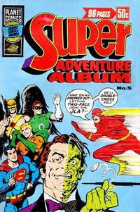 Cover Thumbnail for Super Adventure Album (K. G. Murray, 1976 ? series) #5