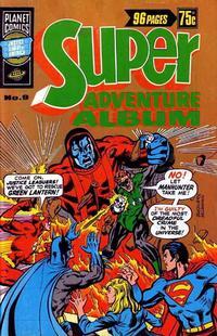 Cover Thumbnail for Super Adventure Album (K. G. Murray, 1976 ? series) #9