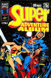 Cover Thumbnail for Super Adventure Album (K. G. Murray, 1976 ? series) #11