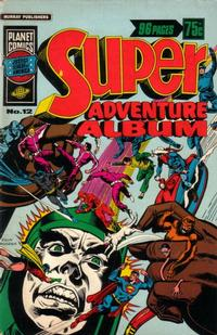 Cover Thumbnail for Super Adventure Album (K. G. Murray, 1976 ? series) #12
