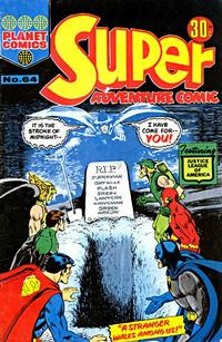Cover Thumbnail for Super Adventure Comic (K. G. Murray, 1960 series) #64