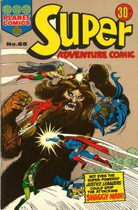 Cover Thumbnail for Super Adventure Comic (K. G. Murray, 1960 series) #65