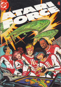 Cover Thumbnail for Atari Force (DC, 1982 series) #4