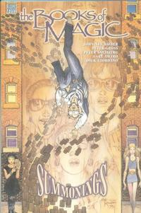 Cover Thumbnail for The Books of Magic (DC, 1995 series) #2 - Summonings