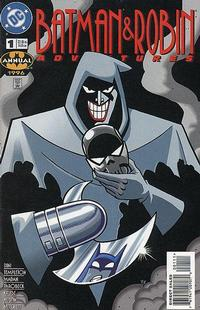 Cover Thumbnail for The Batman and Robin Adventures Annual (DC, 1996 series) #1 [Direct Sales]