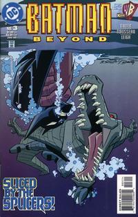Cover Thumbnail for Batman Beyond (DC, 1999 series) #3