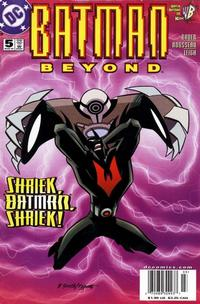 Cover Thumbnail for Batman Beyond (DC, 1999 series) #5