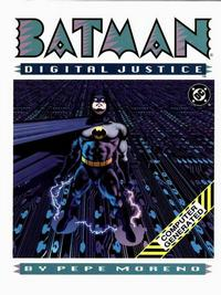 Cover Thumbnail for Batman: Digital Justice (DC, 1990 series)