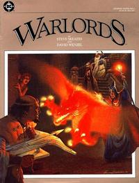 Cover for DC Graphic Novel (DC, 1983 series) #2 - Warlords