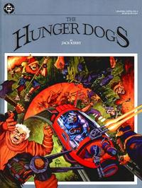 Cover Thumbnail for DC Graphic Novel (DC, 1983 series) #4 - The Hunger Dogs