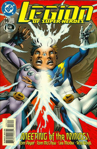 Cover Thumbnail for Legion of Super-Heroes (DC, 1989 series) #96