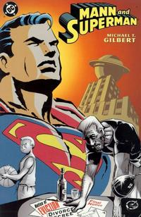 Cover Thumbnail for Mann and Superman (DC, 2000 series)